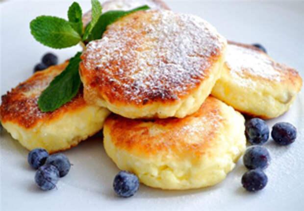 сбалансированный завтрак