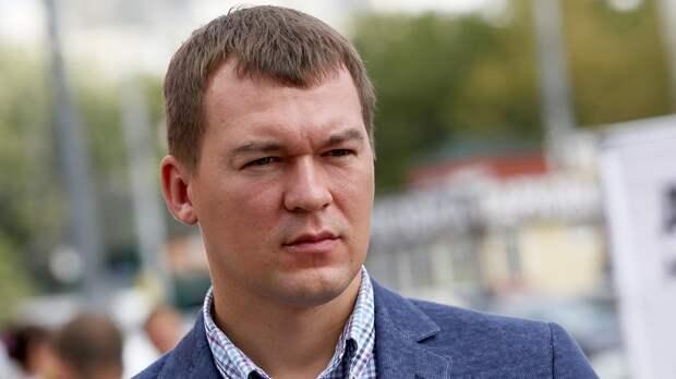 Дегтярев приступил к исполнению обязанностей главы Хабаровского края