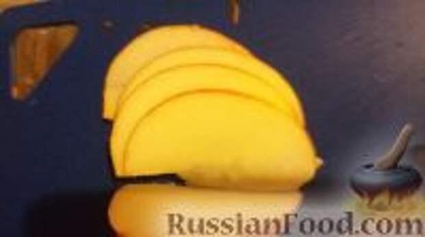 """Фото приготовления рецепта: Салат """"Витаминный"""" - шаг №4"""
