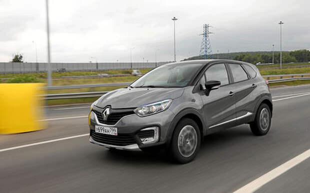 5 причин купить Renault Kaptur