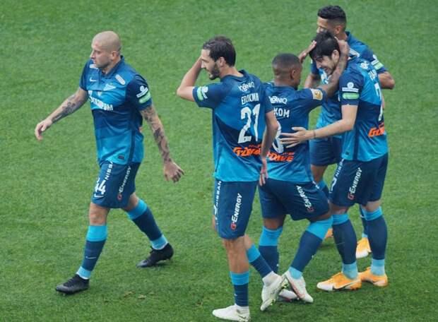 В «Зените», в отличие от «Брюгге», положительных тестов на коронвирус перед матчем Лиги чемпионов нет