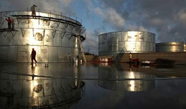 Запасы нефти вСША вместо ожидаемого снижения показали рост