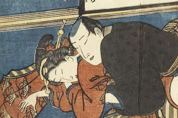 Японские ёбаи и еще 9 жутких способов проявления любви со всего мира