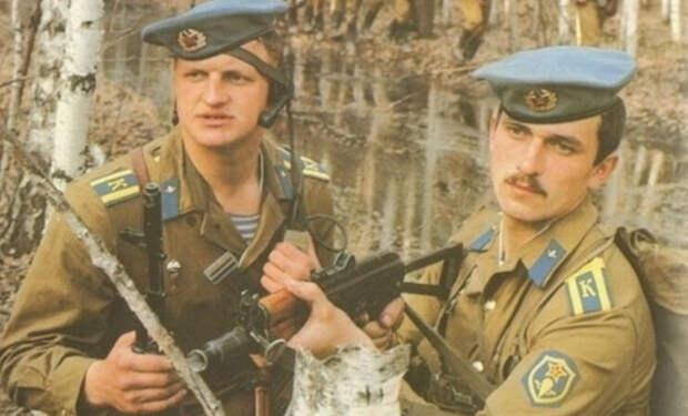 Физическая подготовка десантника. Архивный фильм 1973 года