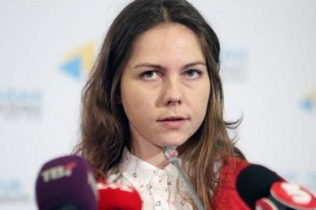 Семья Савченко рвется к корыту: Сестра налетчицы баллотируется в Раду