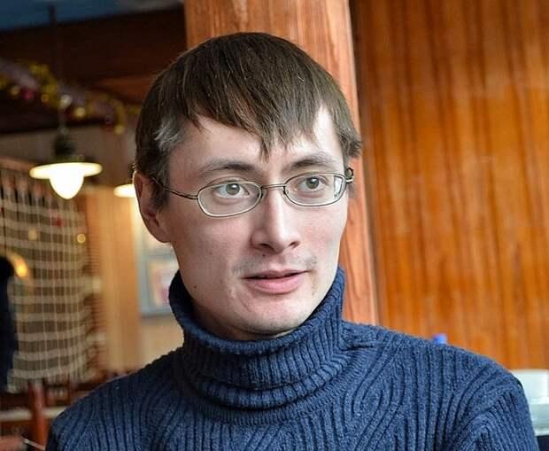 Парнасовец Илья Алексеев предлагает отрезать Чувашию