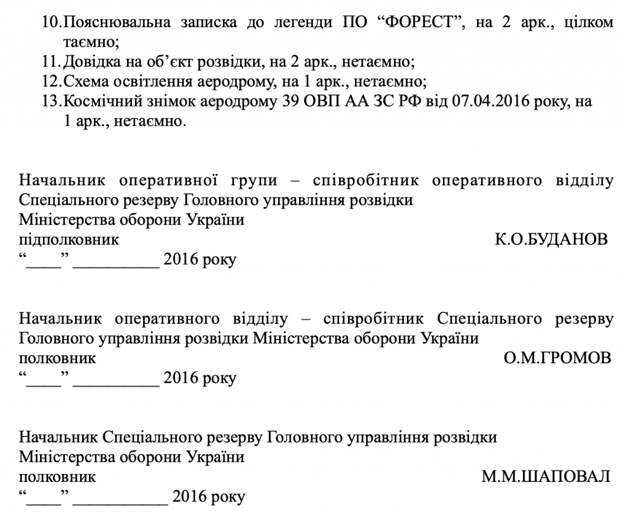Как украинские террористы пытались подорвать аэродром в Джанкое