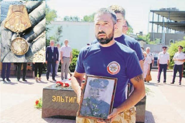 Морпех из Архангельска вернулся домой
