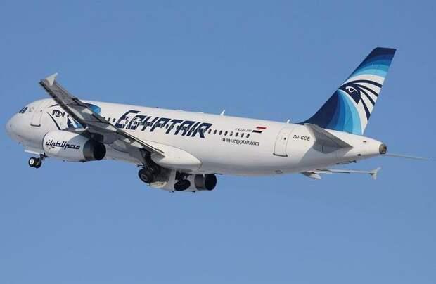 Стюардесса разбившегося египетского самолета предрекла крушение