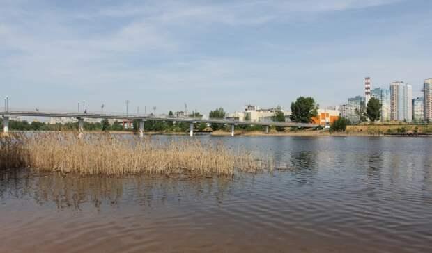 Труп мужчины достали изреки под Нижним Новгородом