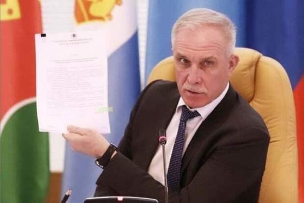 Главу Ульяновской области выписали из больницы после коронавируса