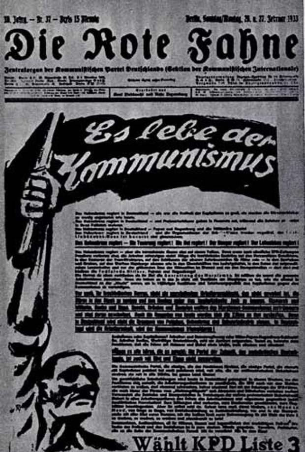 Эрнст Тельман - Человек, который мог остановить Гитлера история, политика, факты