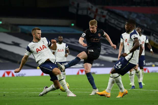 Почему «Манчестер Сити» откроет счет и победит «Тоттенхэм». Расклад на финал Кубка лиги 25.04.2021