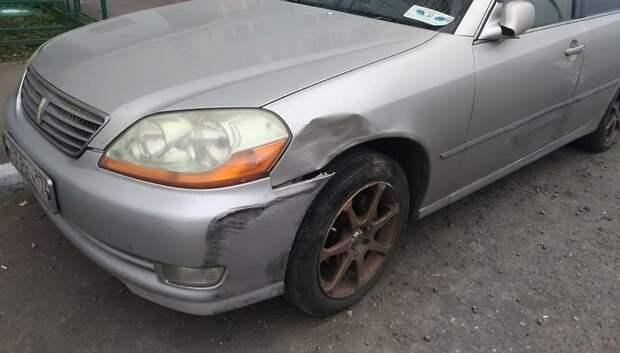 Свидетелей ДТП разыскивают  с припаркованной машиной в Кузнечиках