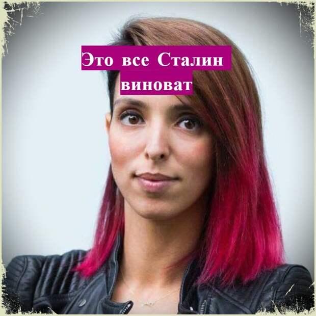 """Лиза Лазерсон в эфире """"Эхо Москвы"""" заявила, что в советское время в Москве было гетто для евреев"""