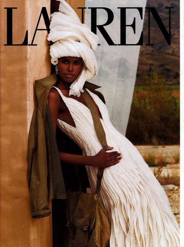 В моде вновь стиль Африки