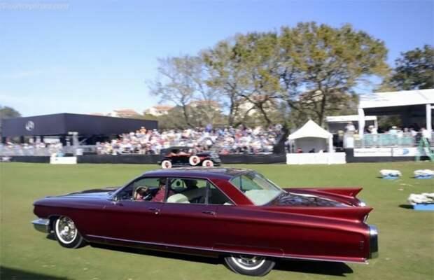 3. Эльдорадо, автомобили в америке, авторетро, американский автопром, кадиллак, коллекционные машины, коллекционные модели, машины