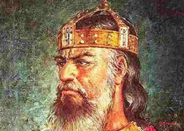 Василий Болгаробойца.