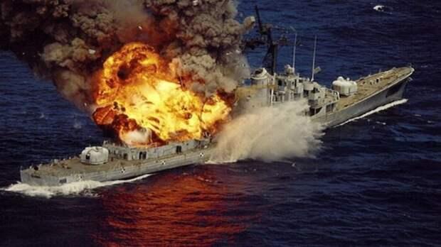 Кедми предложил действенный ответ напровокацию британского эсминца