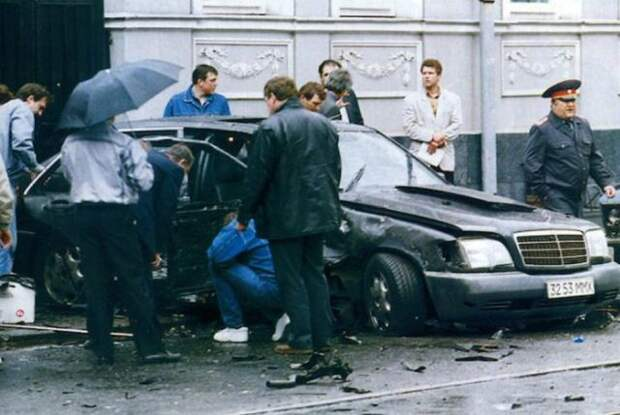 Самые громкие убийства и покушения 90-х годов