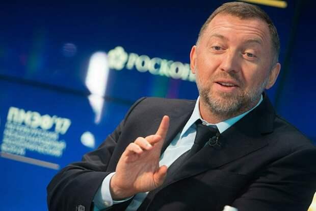 Олег Дерипаска. Фото: Igor Russak/Global Look Press/www.globallookpress.com