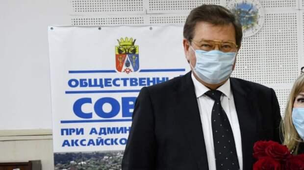 Виталий Борзенко неуспел вовремя уйти споста главы Аксайского района
