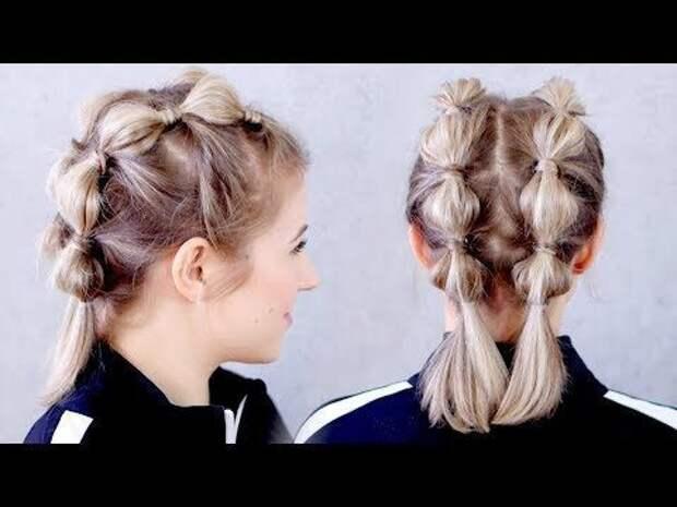 Укладка волос на карантине (коллекция идей)