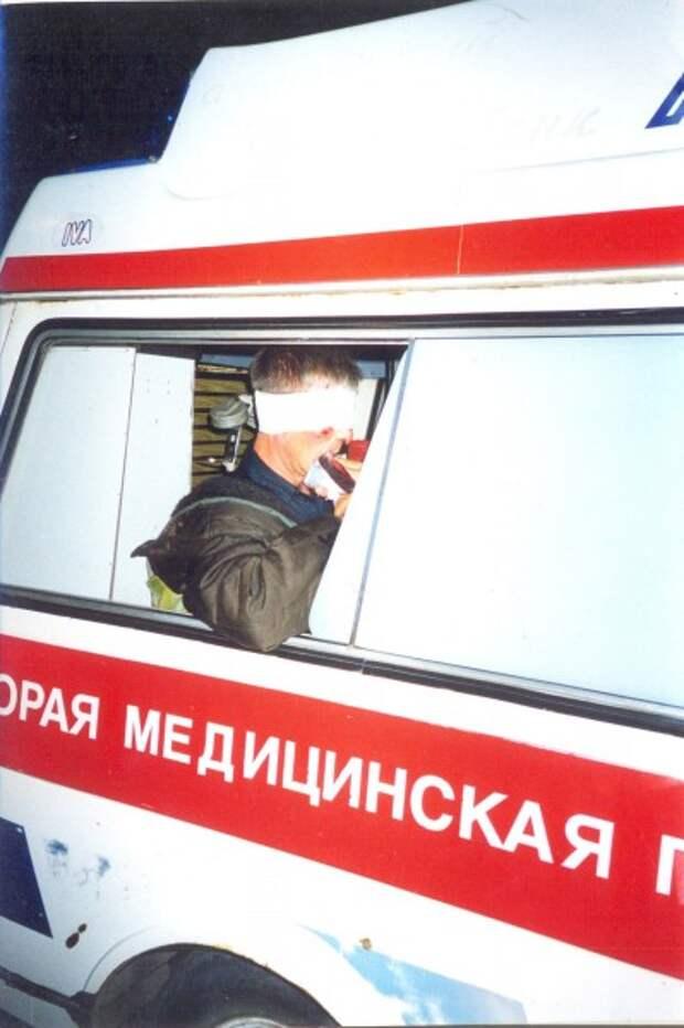Луганское побоище 1998 года