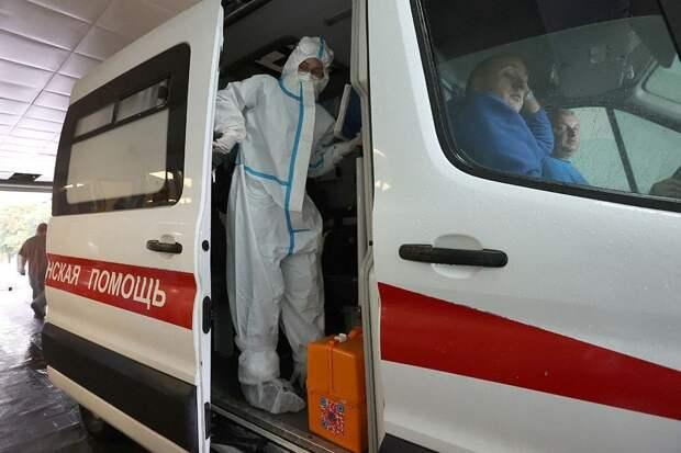 В России от коронавируса умерли за день 828 человек. Это максимум с начала пандемии
