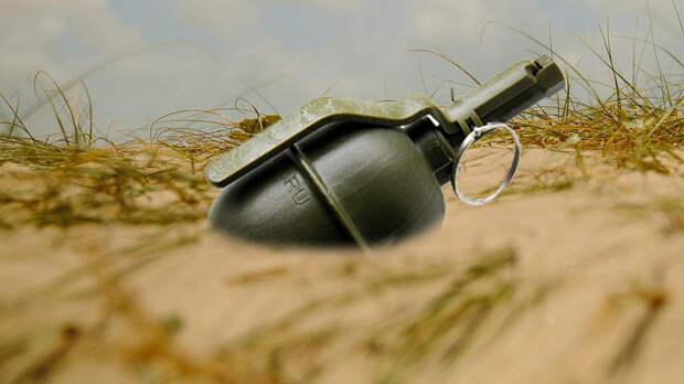 Женщина нашла гранату во время уборки территории в Подмосковье