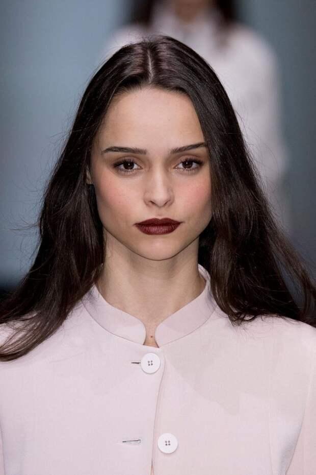 Модные брови 2019: цвет и форма