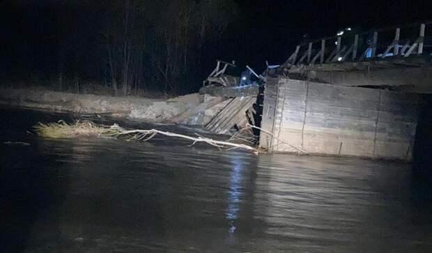 Построен самовольно: прокуратура проверит обрушившийся под Lexus мост вПриморье