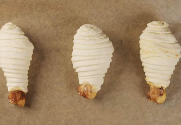 Съедаем по 6 штук и просим добавки: куриные ножки в тесте