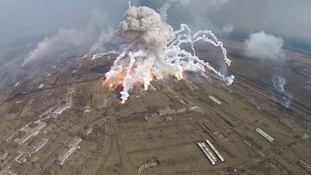 Петров и Боширов взрывают Украину