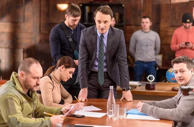«Выскочка-Шерлок Холмс» станет героем сериала на телеканале «Украина»