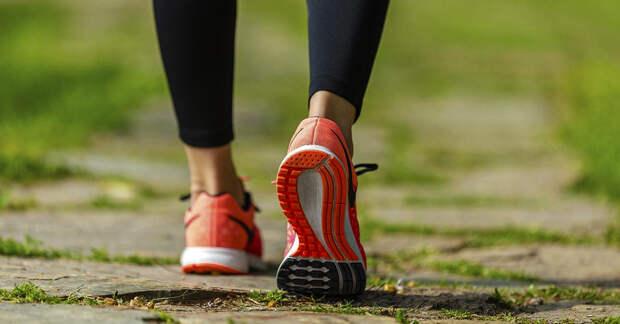 Сколько шагов стоит делать в день для поддержания здоровья
