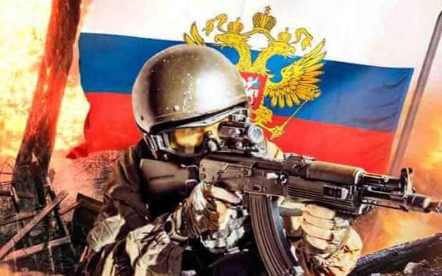 Можем повторить от Путина. Россия защитит ЛДНР от Украины