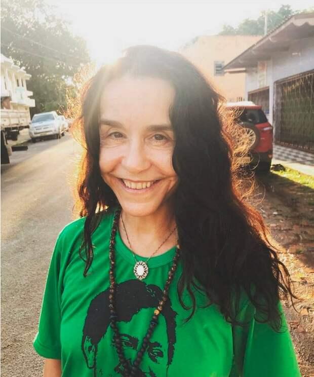 Луселия Сантуш — нестареющая рабыня Изаура
