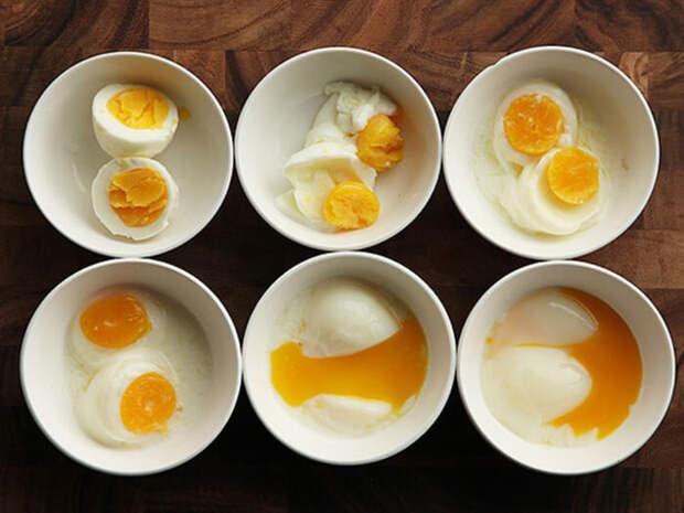 Вот единственный правильный способ варить яйца!