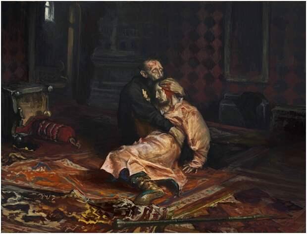 5 картин из Третьяковской галереи, которые наделяют мистическими и злыми свойствами.