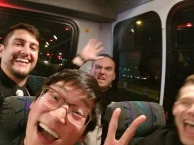 Пьяные и смешные (12 фото)