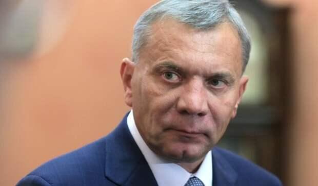Юрий Борисов покинул правкомиссию поэнергетике