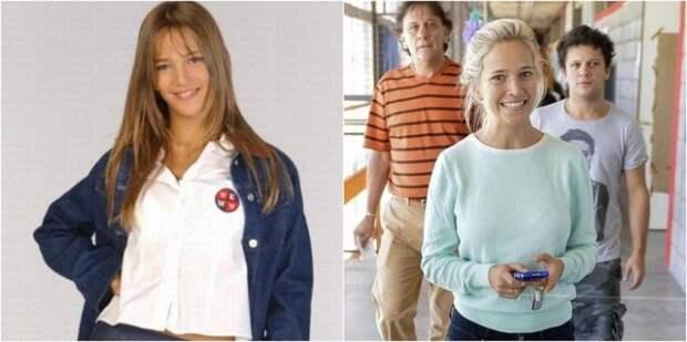 Нашему телезрителю аргентинская актриса известна, прежде всего, ролью Мии Колуччи в популярном молодёжном сериале «Мятежный дух».