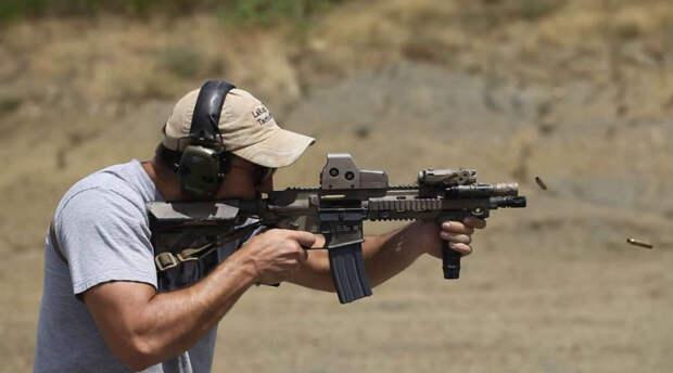 Самые опасные штурмовые винтовки мира
