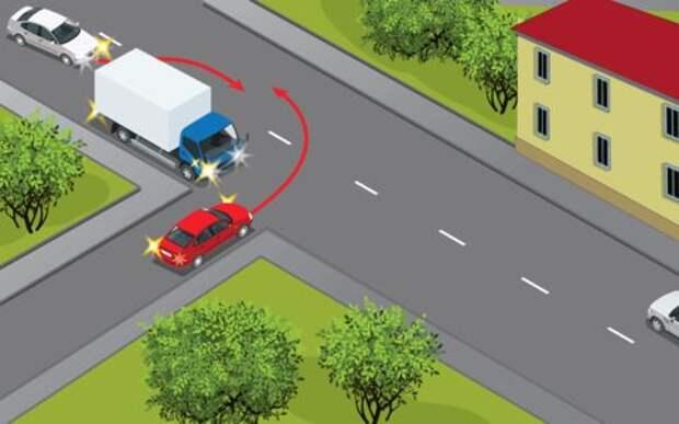 Ничего не вижу, но ехать надо: типичная ошибка водителей