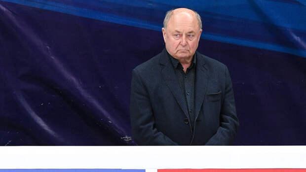 Тренер Мишин— озапрете российской символики намеждународных соревнованиях: «Можно отнять флаг, гимн, нонеразрешить язык нельзя»