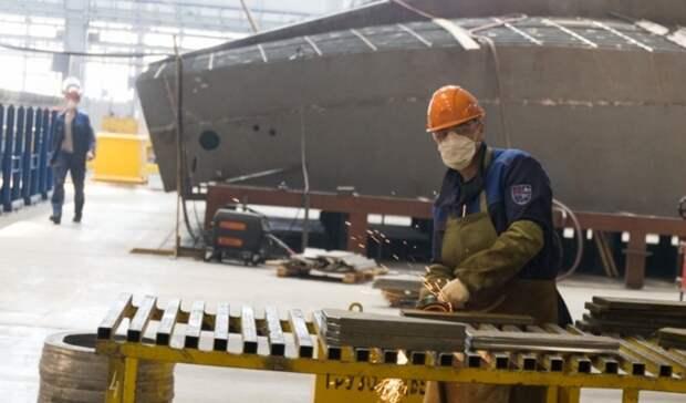 Первый танкер типа MRзаложили насудоверфи «Звезда»