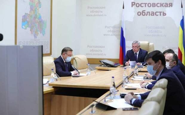 На Дону пообещали поэтапное снятие ограничений, если ситуация с COVID-19 улучшится