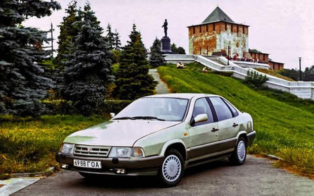 ГАЗ‑3103 и другие Волги, которых никто не увидел