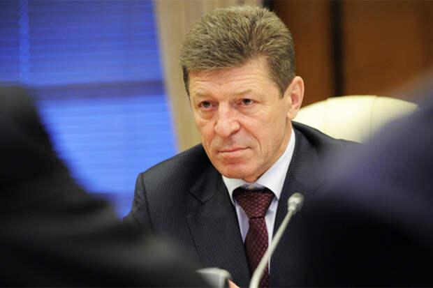 Козак обсудил с нефтекомпаниями коррективы в налоговый маневр